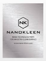 Nano Kleen Packet